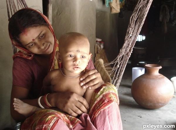 village mother