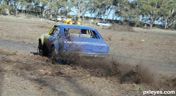 muddy motion