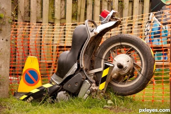 Turf bike