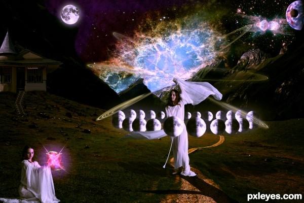 nebula seremoni