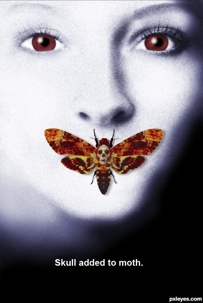 Photoshop Guide - The Making Of The Silence of the Lambs ...