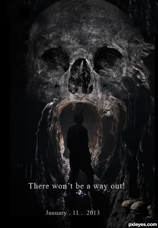 Horror Movie In 3D