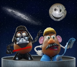 Vader Potato