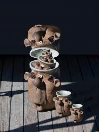 mugs family
