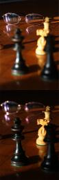 Focus on chess