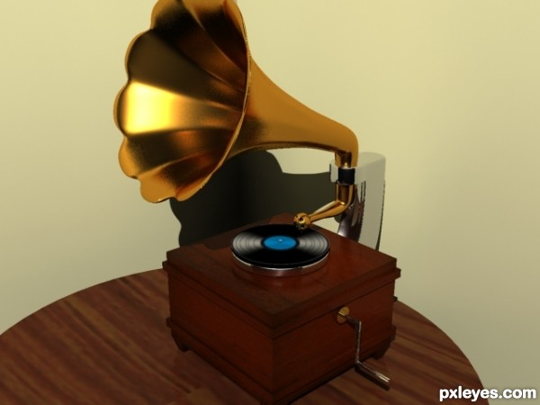 My Gramophone Model