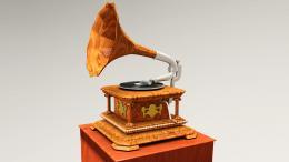 Gramophone De Luxe Picture