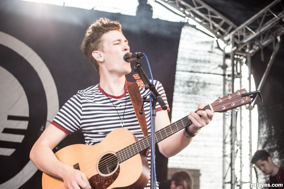 Connah Evans - Liverpool Sound City