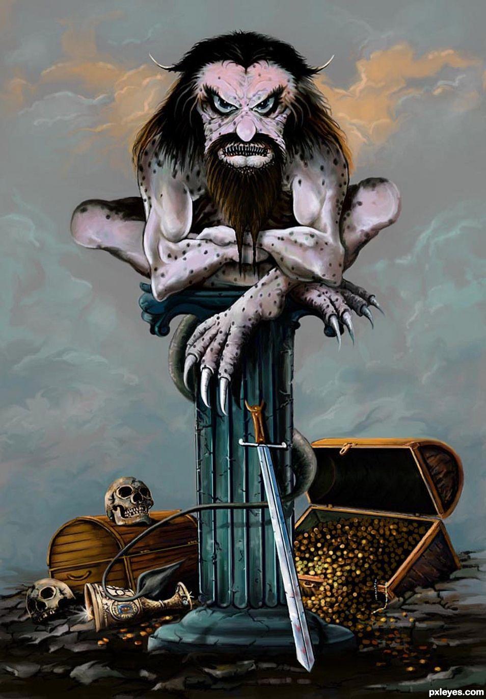 Koshchei The Deathless  ( russian mythology )