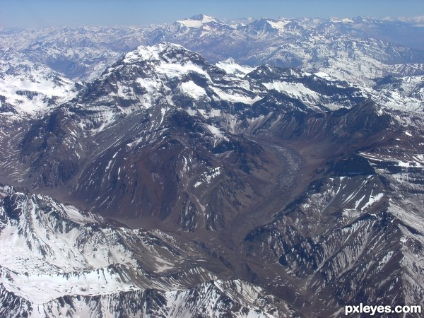 Aconcagua: Journey to the Top of the South