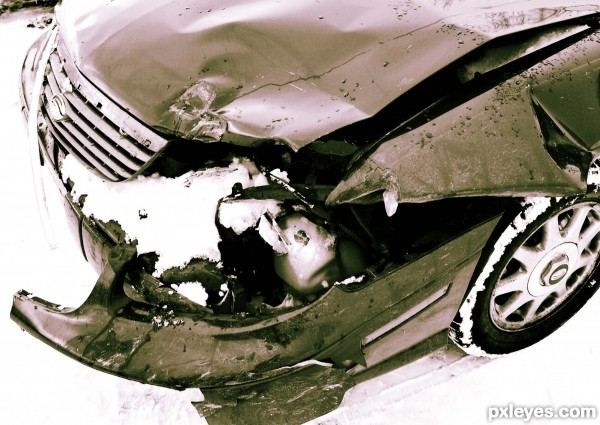 Snow vs. Car
