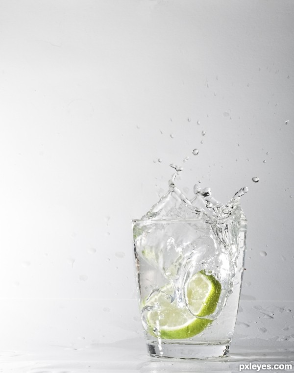 Vodka & Lime