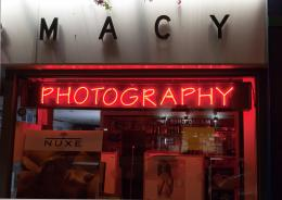 PhotographyNeonSign