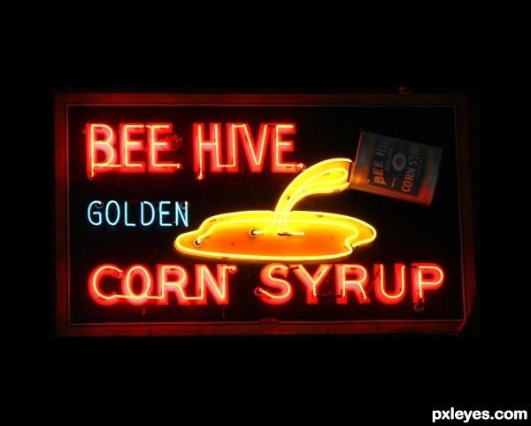 Bee Hive Corn Syrup