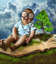 Bookworm Picture