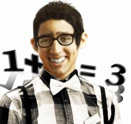 mathematical nerd