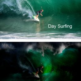 From day to night surfing Picture