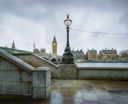 Rainy day in London Picture
