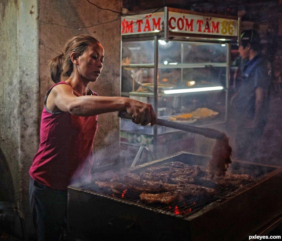 Street Food - YUM