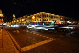 Night in Saint Petersburg Picture