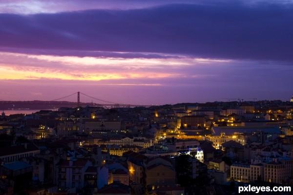 Lisbon by nigth