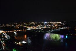 Niagara Falls @ night