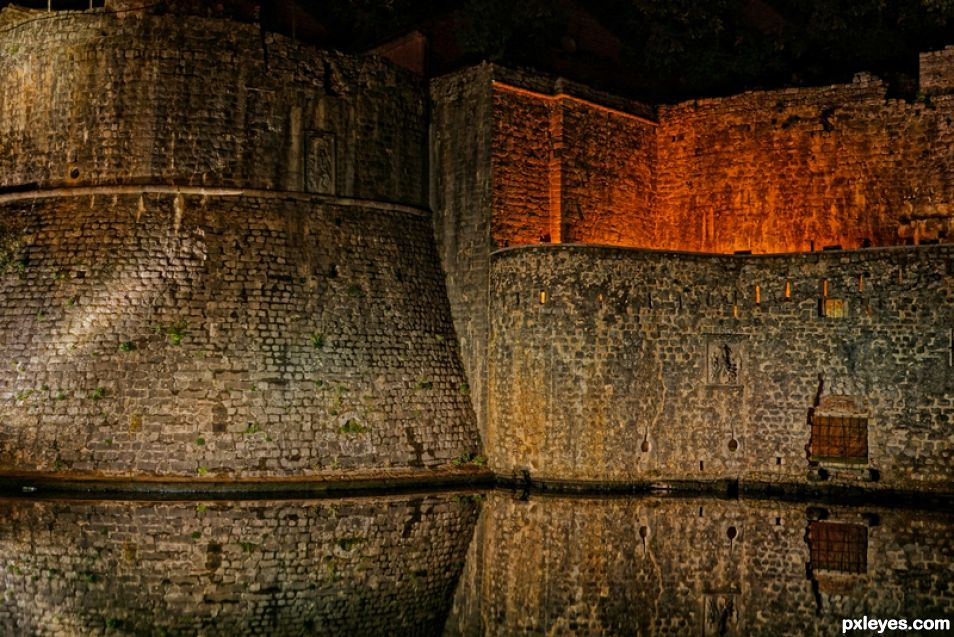 Nightime Reflections