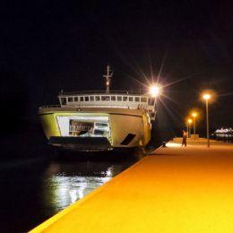Ferryarrival