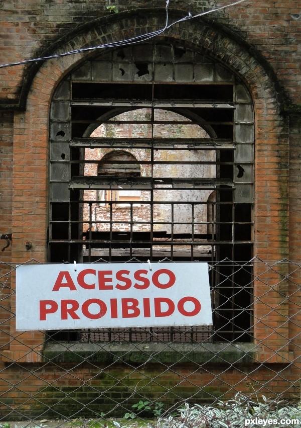 Access Forbidden