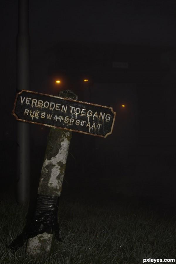 Forbidden..