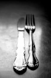 Fork and Knife Picture