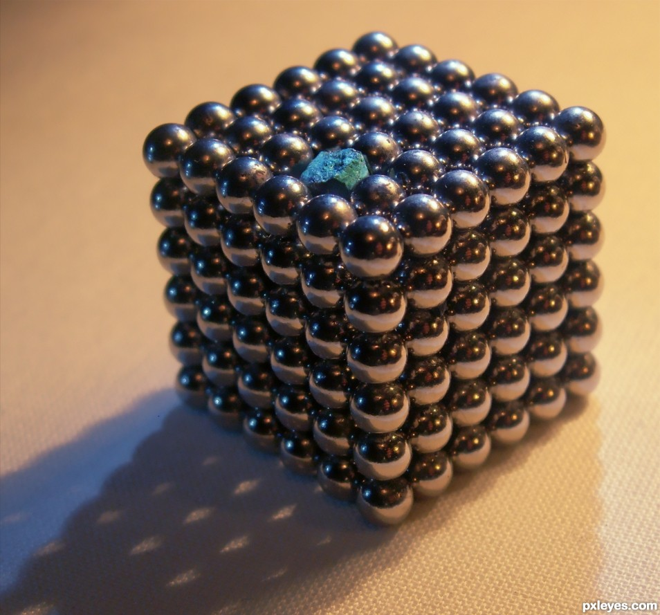 Buckyballs and Turquoise