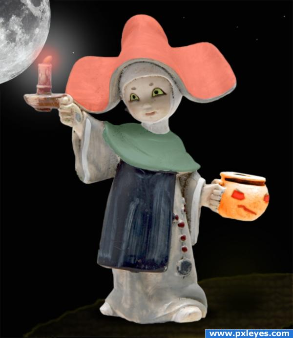 The Twilight Witch