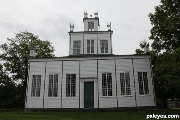 Sharon Temple 1812