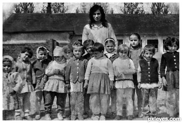 Class Photo 1903