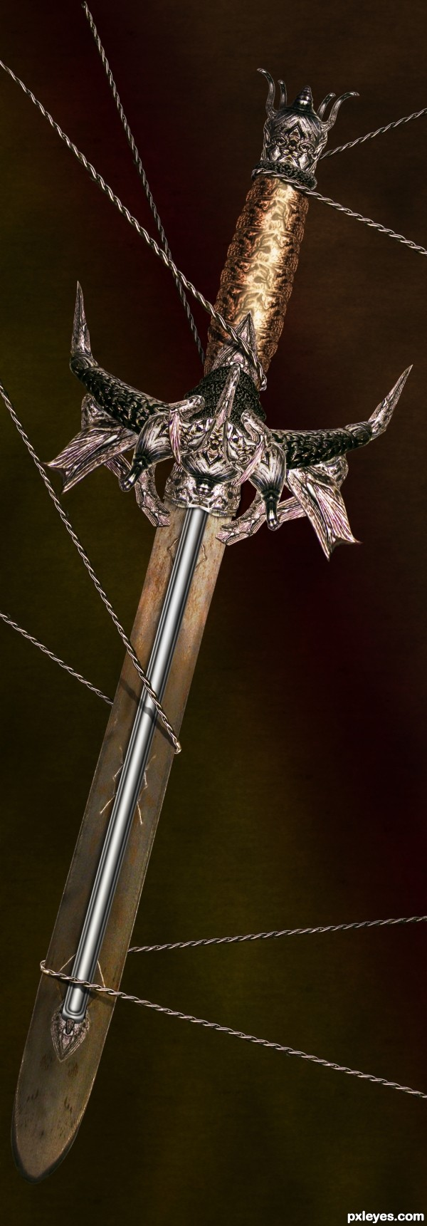 New Sword photoshop picture)
