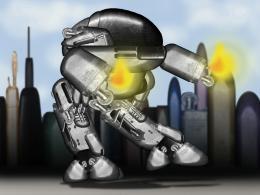 I, robot !