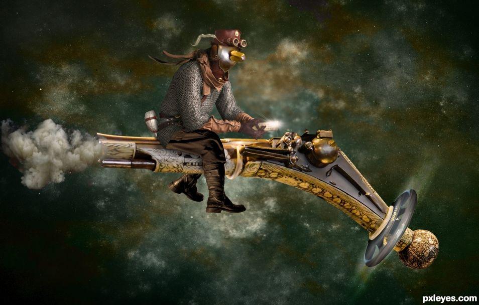 SteampunkSpaceExplrorer