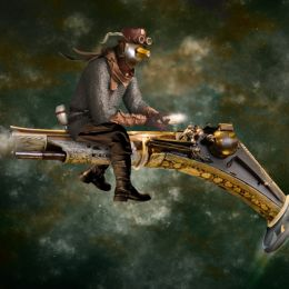 SteampunkSpaceExplrorer Picture