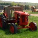 old tractor source image