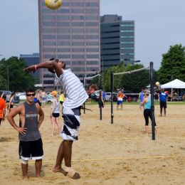 Beach Volleyball Picture