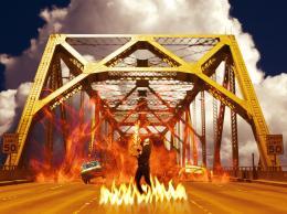 Bridgeburning