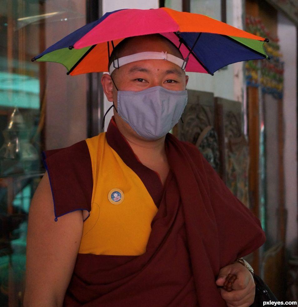 Cool Monk
