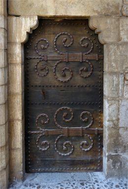Door in Rocamadour