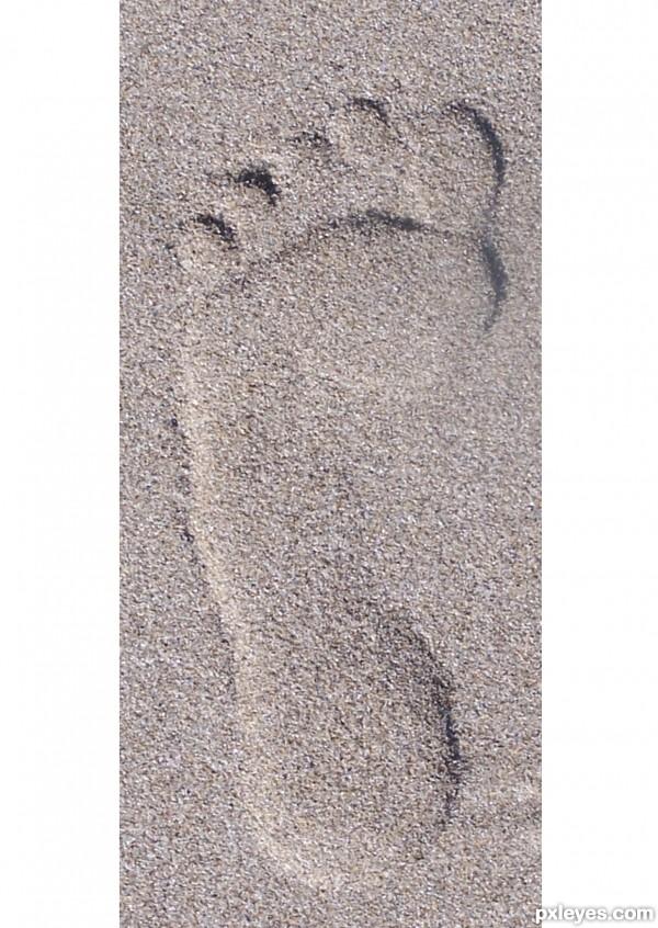 Footprint memories