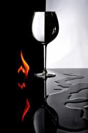 Black vs White/Water vs Fire