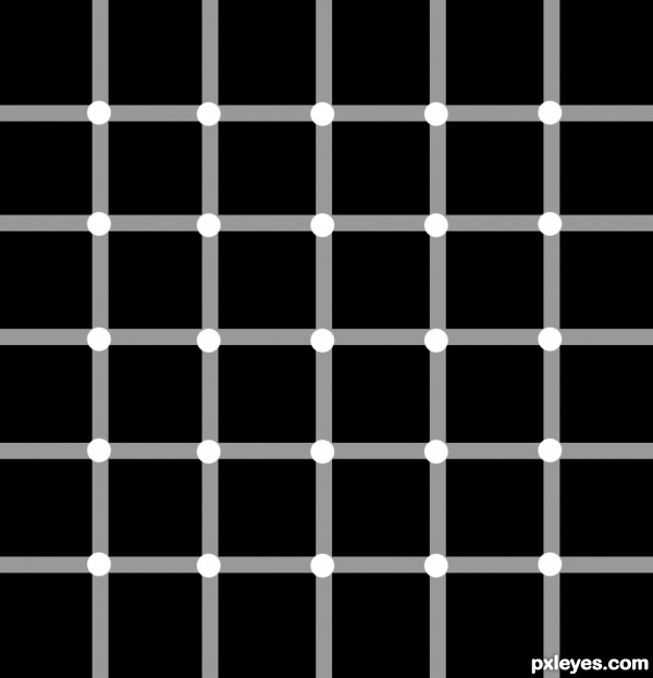 How Many Black Dots?