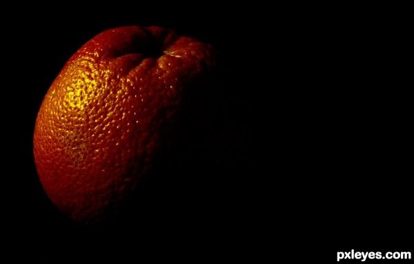 I mean... orange