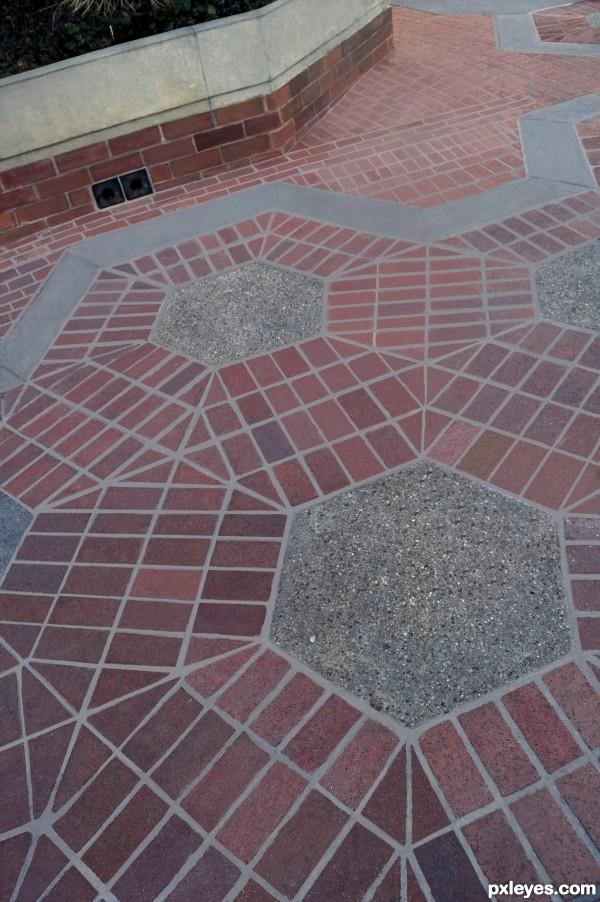 Renovated Walkway