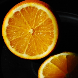juicy orange Picture
